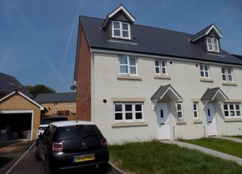 Thumbnail 4 bed property to rent in Ffordd Sain Ffwyst, Llanfoist, Abergavenny