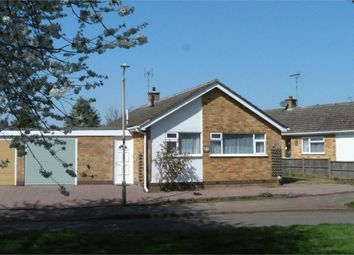 Thumbnail 3 bed detached bungalow for sale in Cherrytree Avenue, Lutterworth
