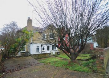 Thumbnail 3 bedroom terraced house for sale in Stonehall, Lydden