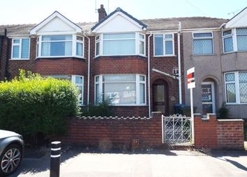 3 bed terraced house for sale in Rotherham Road, Holbrooks, Coventry, West Midlands CV6
