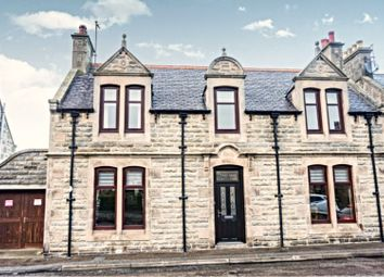 Thumbnail 4 bed detached house for sale in West Cathcart Street, Buckie