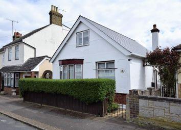 Thumbnail 3 bed bungalow for sale in Century Road, Rainham, Gillingham