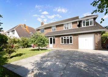 Thumbnail 5 bed detached house for sale in Sea Avenue, Rustington, Littlehampton