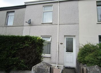 Thumbnail 2 bedroom terraced house to rent in Butt Park Road, Honicknowle, Plymouth