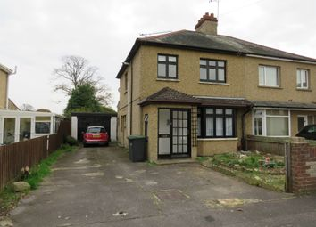 Thumbnail 3 bed semi-detached house for sale in St. Lukes Road, Gosport