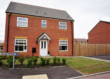 Thumbnail 3 bed semi-detached house for sale in Emily Allen Road, Coventry