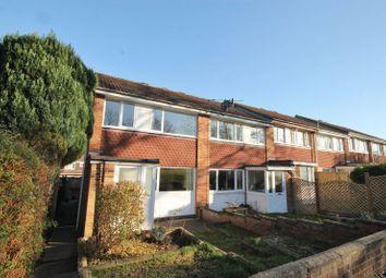 Thumbnail 3 bedroom end terrace house for sale in Elm Close, Little Stoke, Bristol