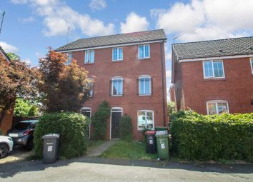 Thumbnail 4 bed semi-detached house to rent in Merevale Road, Atherstone