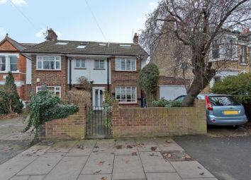 Thumbnail 4 bedroom semi-detached house for sale in Fairlawn Road, London