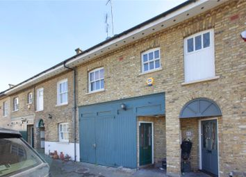 Thumbnail 3 bedroom mews house for sale in Willoughby Mews, Battersea, London