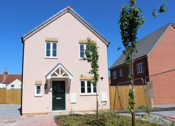 Thumbnail 3 bed detached house for sale in Park Road, Yeovil