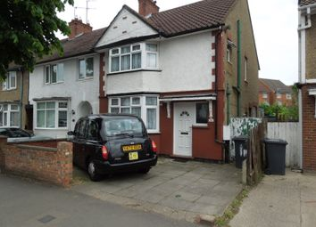 Thumbnail 3 bed end terrace house to rent in Kingsway, Luton