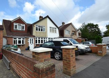 Thumbnail 3 bedroom end terrace house for sale in Norfolk Road, Feltham