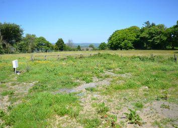 Thumbnail Land for sale in Plot Adj Ora Newydd, Bwlchygroes, Llanfyrnach, Pembrokeshire.