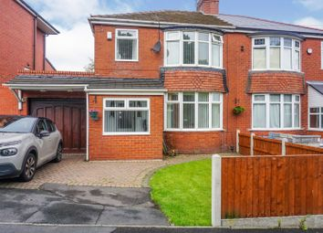 Thumbnail 3 bed semi-detached house for sale in Haven Lane, Moorside, Oldham
