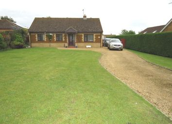Thumbnail 3 bed detached bungalow for sale in Feltwell Road, Southery, Downham Market