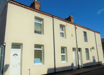 Thumbnail 2 bed end terrace house to rent in Sun Street, Stockton-On-Tees