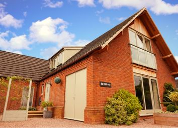 Thumbnail 4 bed detached house for sale in Soulton Road, Shrewsbury