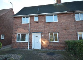 Thumbnail 4 bed semi-detached house to rent in Mornington Road, Holmewood, Chesterfield
