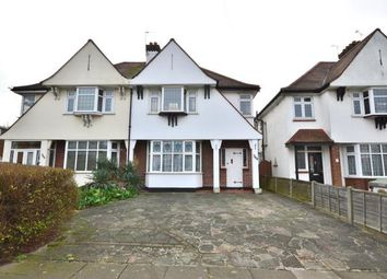 Thumbnail 3 bed semi-detached house for sale in Southchurch, Southend-On-Sea, Essex