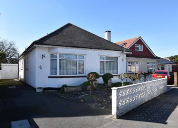 Thumbnail 2 bed detached bungalow for sale in Pauntley Road, Mudeford