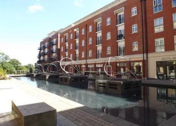Thumbnail 2 bed flat to rent in Bridge House, Waterside, Dickens Heath