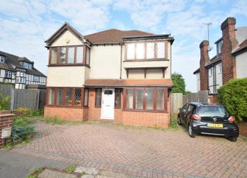 Thumbnail 4 bed detached house to rent in Nesta Road, Woodford Green