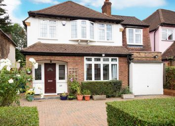 Thumbnail 4 bed detached house for sale in Hazeldene Drive, Pinner
