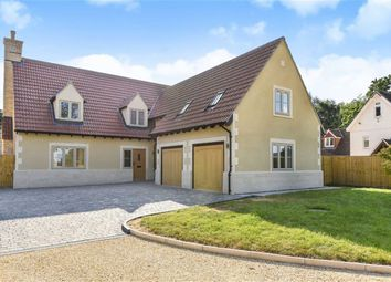 Thumbnail 4 bed detached house for sale in Upper Seagry, Chippenham, Wiltshire