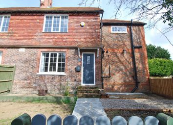 Thumbnail 3 bed cottage to rent in Lamberhurst Down, Lamberhurst, Tunbridge Wells