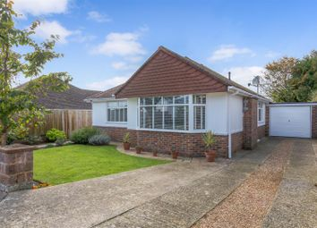 Thumbnail 3 bed bungalow for sale in Cleveland Close, Worthing