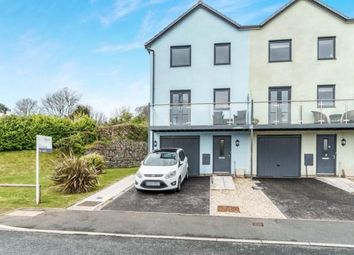 Thumbnail 4 bed town house for sale in Plymouth, Devon
