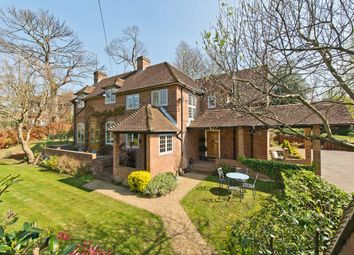 Thumbnail 5 bed detached house for sale in Ruxley Crescent, Claygate, Esher