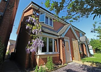 Thumbnail 2 bed semi-detached house for sale in Westminster Close, Morton, Gainsborough