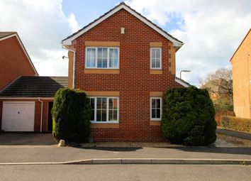 Thumbnail 3 bed link-detached house for sale in Badgers Copse, Park Gate, Southampton
