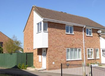 Thumbnail 3 bed semi-detached house to rent in Hitchin Street, Biggleswade, Bedfordshire