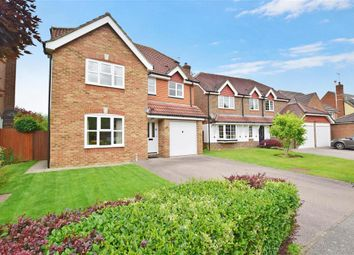 Thumbnail 4 bed detached house for sale in Blakes Farm Road, Southwater, Horsham, West Sussex