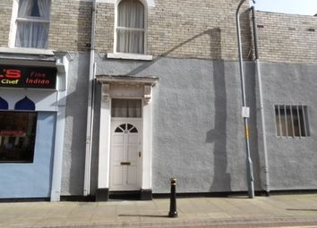 Thumbnail 3 bed flat to rent in Corporation Road, Middlesbrough