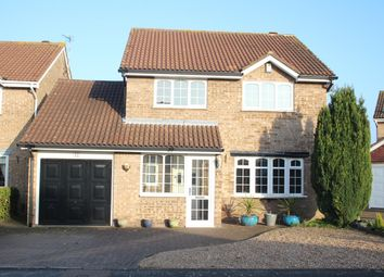 Thumbnail 4 bed detached house for sale in Wendover Drive, Hinckley