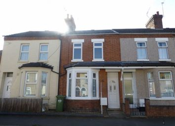 Thumbnail 3 bed terraced house to rent in Victoria Street, Rugby, Warwickshire