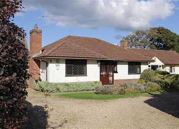 Thumbnail 3 bed bungalow for sale in Newlands Road, New Milton
