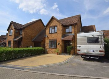Thumbnail 4 bed detached house for sale in Chalfont Close, Bradville, Milton Keynes