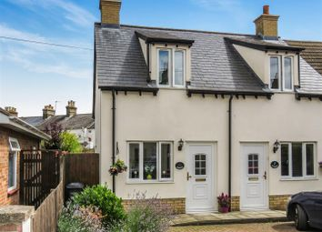 Thumbnail 1 bed semi-detached house for sale in Washbank Road, Eynesbury, St. Neots