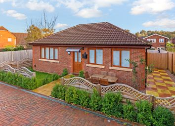 Thumbnail 2 bed terraced bungalow for sale in Blackhorse Lane, Hitchin, Hertfordshire