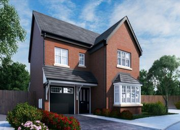 Thumbnail 5 bed detached house for sale in The Ripon Riverside Pastures, Stakepool, Preston