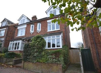 Thumbnail 4 bed semi-detached house for sale in Somerset Road, Tunbridge Wells, Kent, .