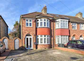 Thumbnail 3 bed detached house for sale in The Larches, Palmers Green, London