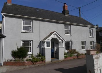 Thumbnail 3 bedroom detached house for sale in West Buckland, Barnstaple