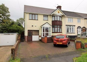Thumbnail 4 bed semi-detached house for sale in The Crescent, Dudley