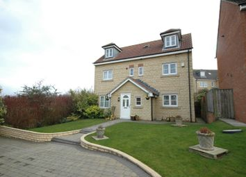 Thumbnail 5 bed detached house for sale in Cheviot View, Windy Nook, Gateshead
